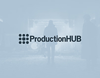 ProductionHUB — Website Redesign