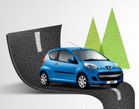 """Peugeot """"non profit"""" contest"""