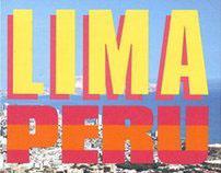 """Mario Testino: """"Lima, Peru"""""""