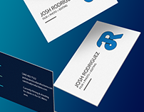 Josh Rodriguez Films | Logo Design