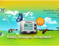 Freestyle Navigator - ABBOT