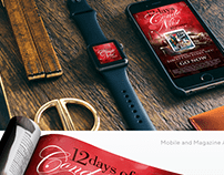 Condé Nast | Giveaway Magazine & Mobile Ads