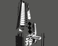 architecture + typography