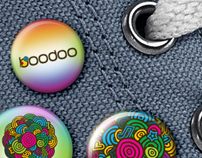 'Boodoo' kids for Deluxe Interactive Moscow