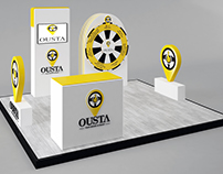 OUSTA Booth