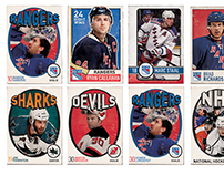 NHL Vintage Card Exploratory