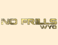 No Frills: Wyo Album Art