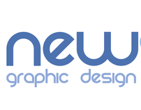 New Sky Graphic Design Identity Package
