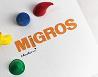 Migros Akademi Branding