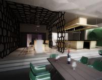 Wine House Design Concept