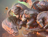 EVOLVE VII - Animal Kingdom