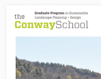 The Conway School {wordmark/web}