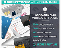 Inspirasign Pack with Secret Feature