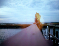 Miami Moon: Hilde's Polaroids