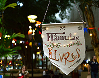 FREE FLAG / FLÂMULA LIVRE