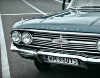 American Cars Meeting in Poland - Radom 2010