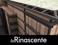 La Rinascente  - 3d Modeling & Rendering