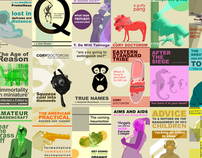 Layout: Creative Commons Book Covers