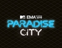 MTV EMA 2016 AFTER PARTY