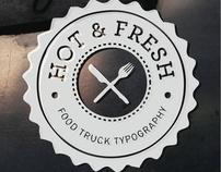 Hot & Fresh: Public Typography