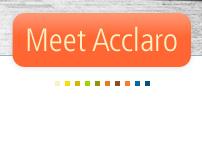 Acclaro rebranding project