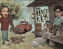 The Black Keys - The Boys With The Broken Halos