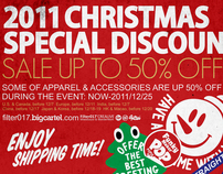 Filter017 CHRISTMAS SPECIAL DISCOUNT