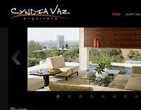 Site - Cyndia Vaz Architecture