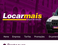 Site - Locarmais - Rent a Car