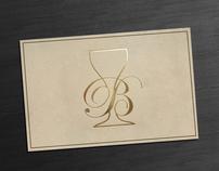 Restaurant Bergfeldt branding