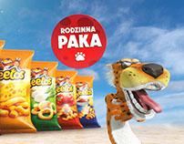 Cheetos - Katapulta