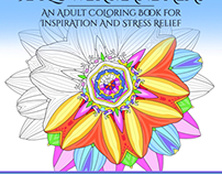 52 Flower Mandalas: An Adult Coloring Book