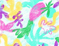 Crayon Squiggle