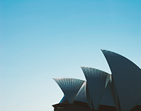 • Sydney Opera House •