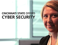 Cyber Security Online Advertisement