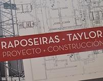 RAPOSEIRAS - TAYLOR