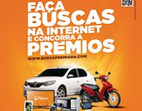 Busca Premiada - Anúncios Revista