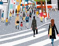 Quarterly Magazine Musashino Winter 2013