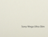 Sony Wega Ultra slim