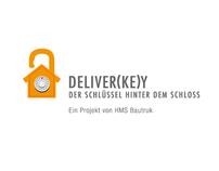 """Logo Design """"Deliver(ke)y"""""""