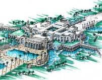 H. H. SHEIKH ISSA BIN ZAYEZ AL NAHYAN PALACE - AL AIN