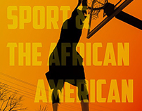 Cover Design: Sports & The African American Experience