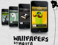 wallpapers by Monfa