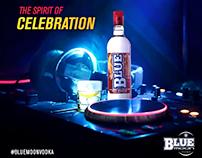 Bluemoon Vodka - Celebration