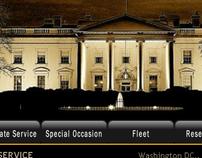Virginia Limousine Corporate Website Design