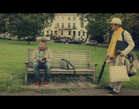 Benched (short film) 2011
