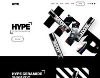HYPE Grooming Website