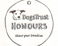 Dogs Trust Honours Awards commission