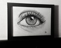 Eye2 : Pencil draw