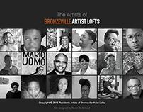 Bronzeville Artist Lofts Microsite